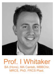 Professor Ian Whitaker