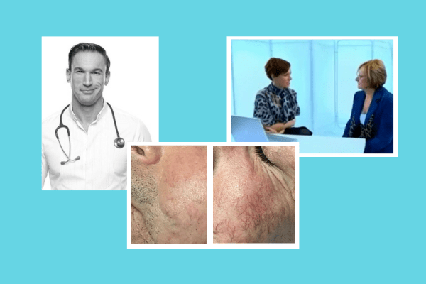 ThermaVein treatment on Embarrassing Bodies