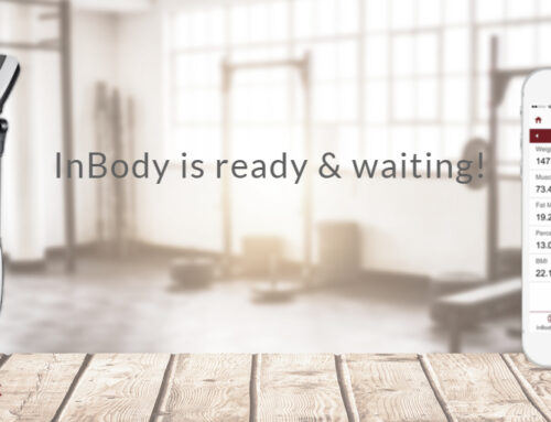 InBody 270: the first step on your fat loss journey